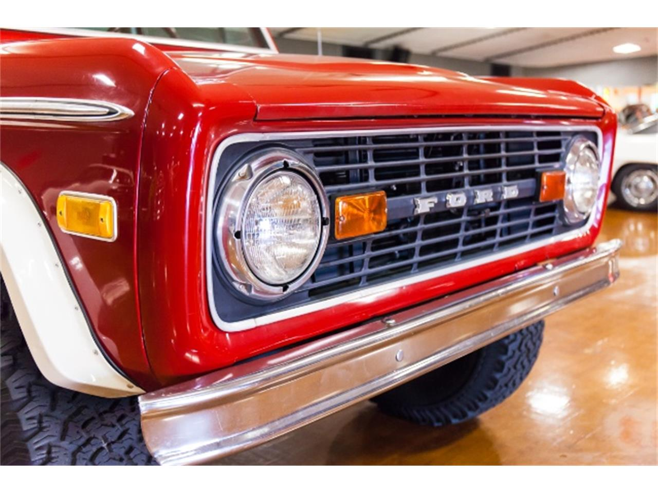 Large Picture of 1971 Ford Bronco located in Pennsylvania Offered by Hanksters Muscle Cars - MGXX