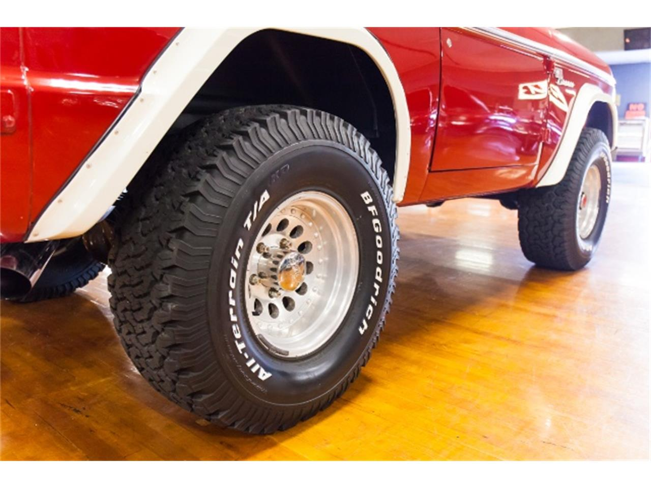 Large Picture of Classic 1971 Ford Bronco located in Pennsylvania Offered by Hanksters Muscle Cars - MGXX