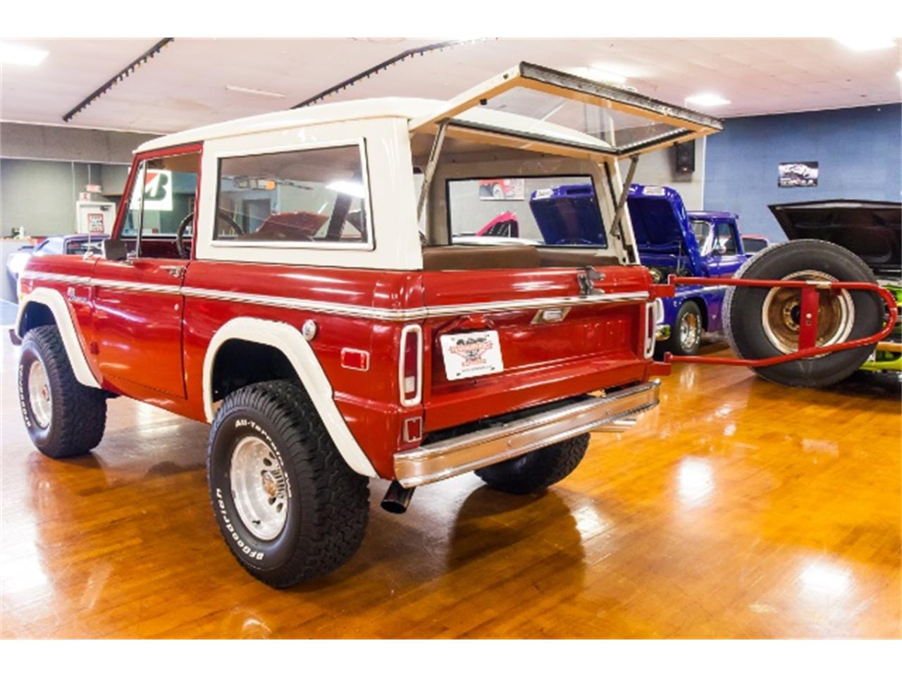 Large Picture of Classic 1971 Bronco located in Indiana Pennsylvania - $34,900.00 Offered by Hanksters Muscle Cars - MGXX