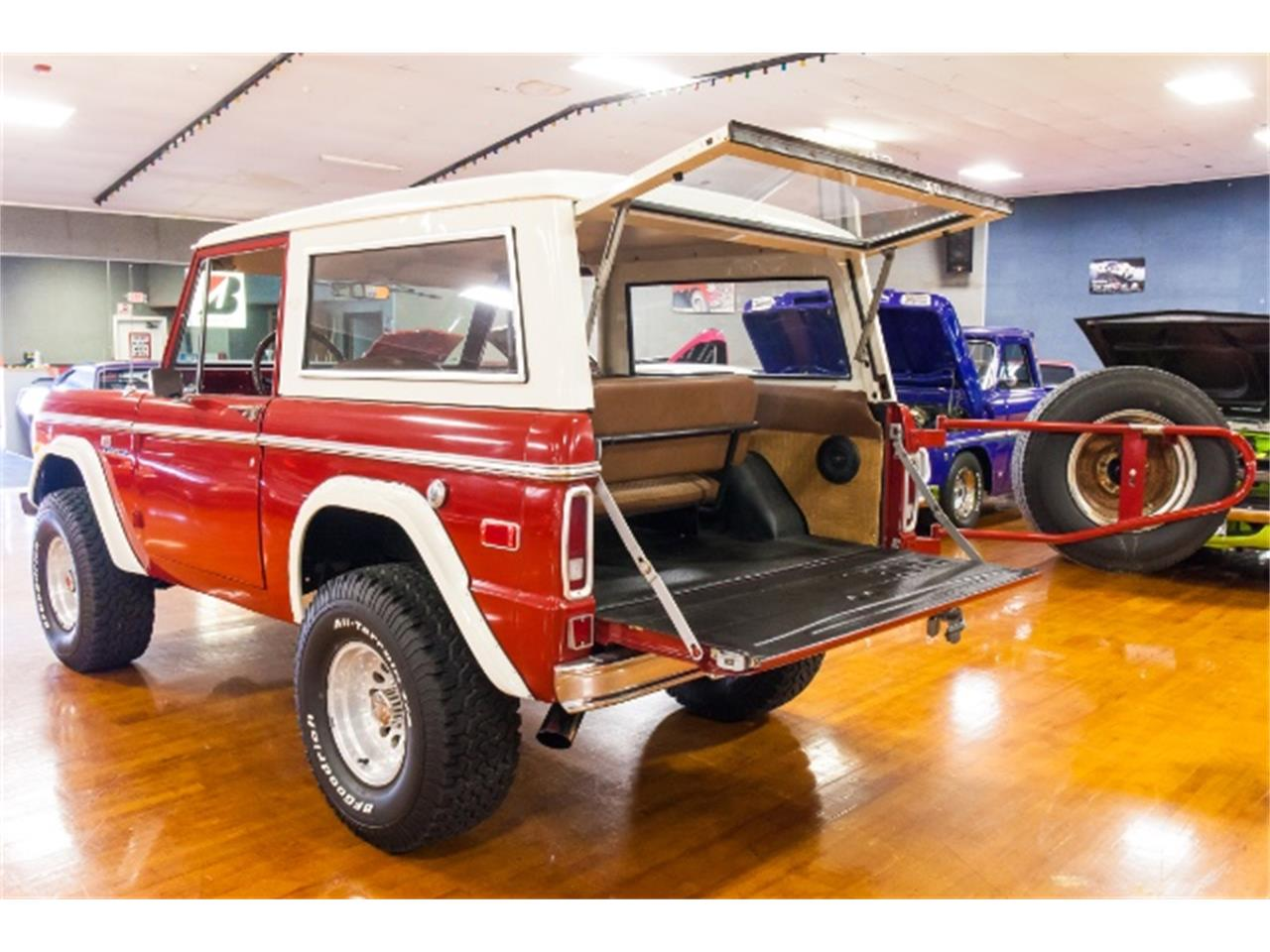 Large Picture of '71 Bronco Offered by Hanksters Muscle Cars - MGXX