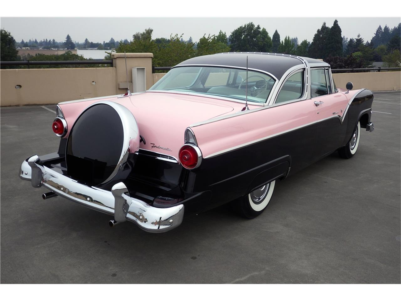 Large Picture of 1955 Ford Crown Victoria located in Scottsdale Arizona - MGY8