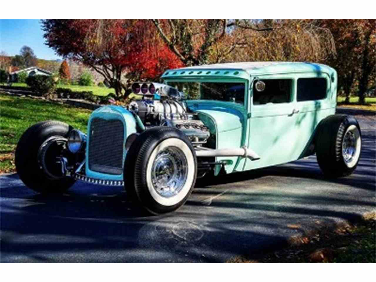 Large Picture of '29 Model A located in Palatine Illinois - $55,000.00 Offered by North Shore Classics - MGYC