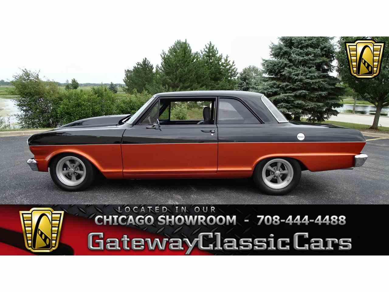 1963 Chevrolet Nova for Sale | ClassicCars.com | CC-1048405