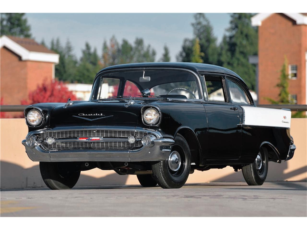 Large Picture of Classic '57 150 located in Arizona Auction Vehicle Offered by Barrett-Jackson Auctions - MGYF
