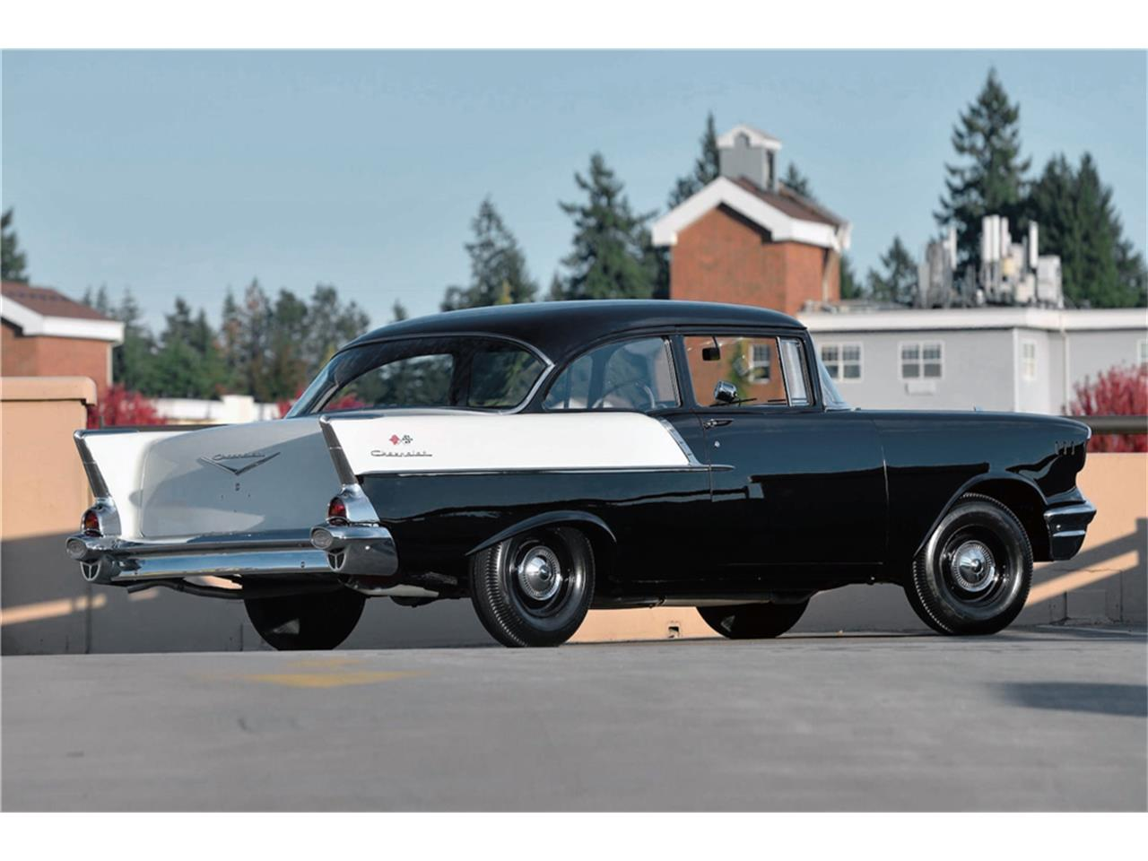 Large Picture of 1957 150 located in Arizona Auction Vehicle Offered by Barrett-Jackson Auctions - MGYF