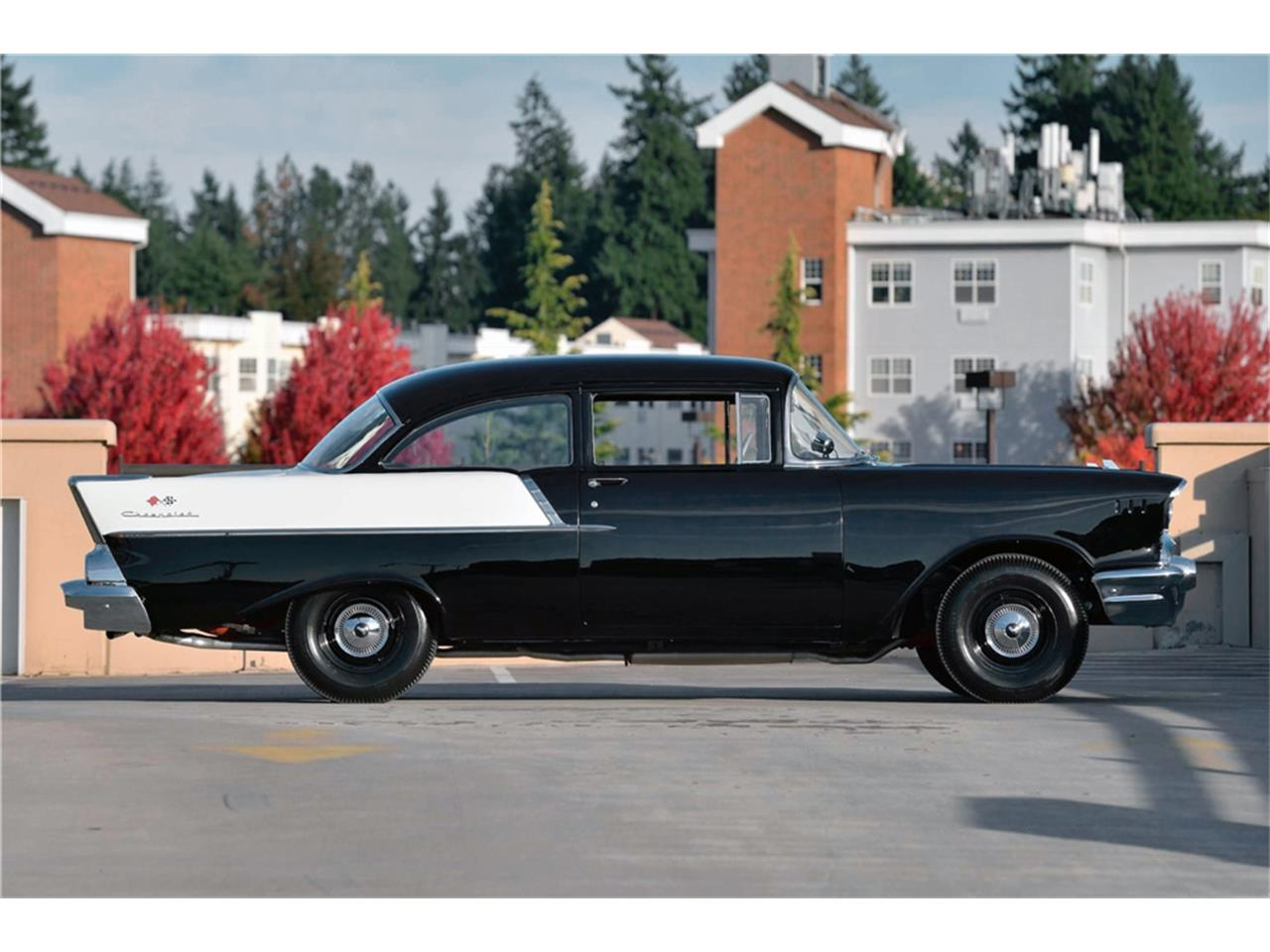 Large Picture of Classic '57 150 Offered by Barrett-Jackson Auctions - MGYF