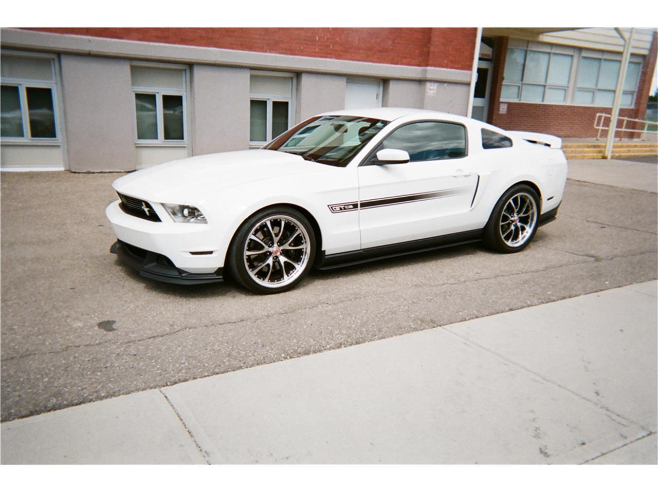 Large Picture of '11 Mustang - MGYJ