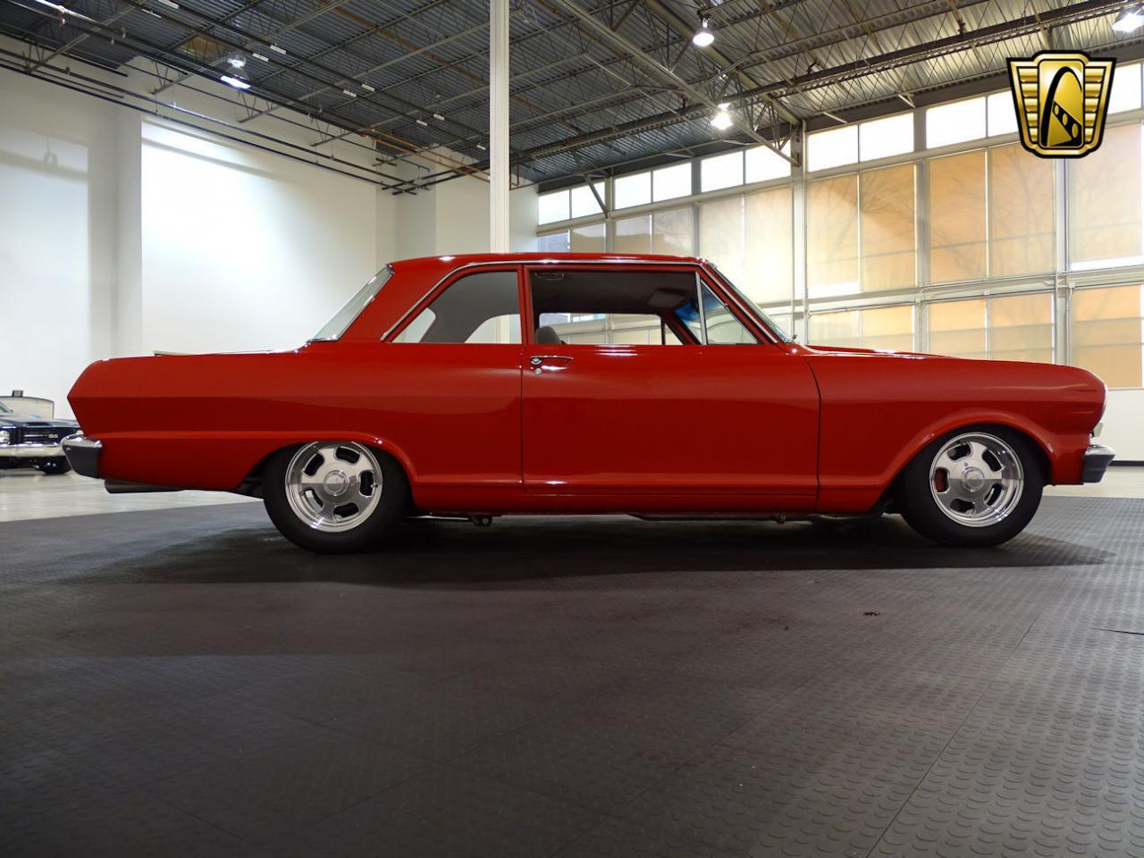 Large Picture of '63 Nova - MGYX