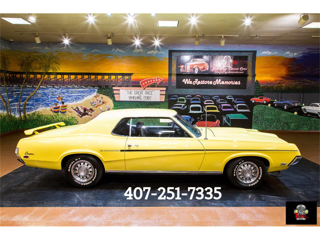 Large Picture of '69 Cougar located in Florida - MGZ0