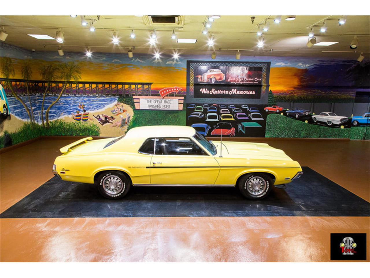 Large Picture of 1969 Cougar located in Florida Offered by Just Toys Classic Cars - MGZ0
