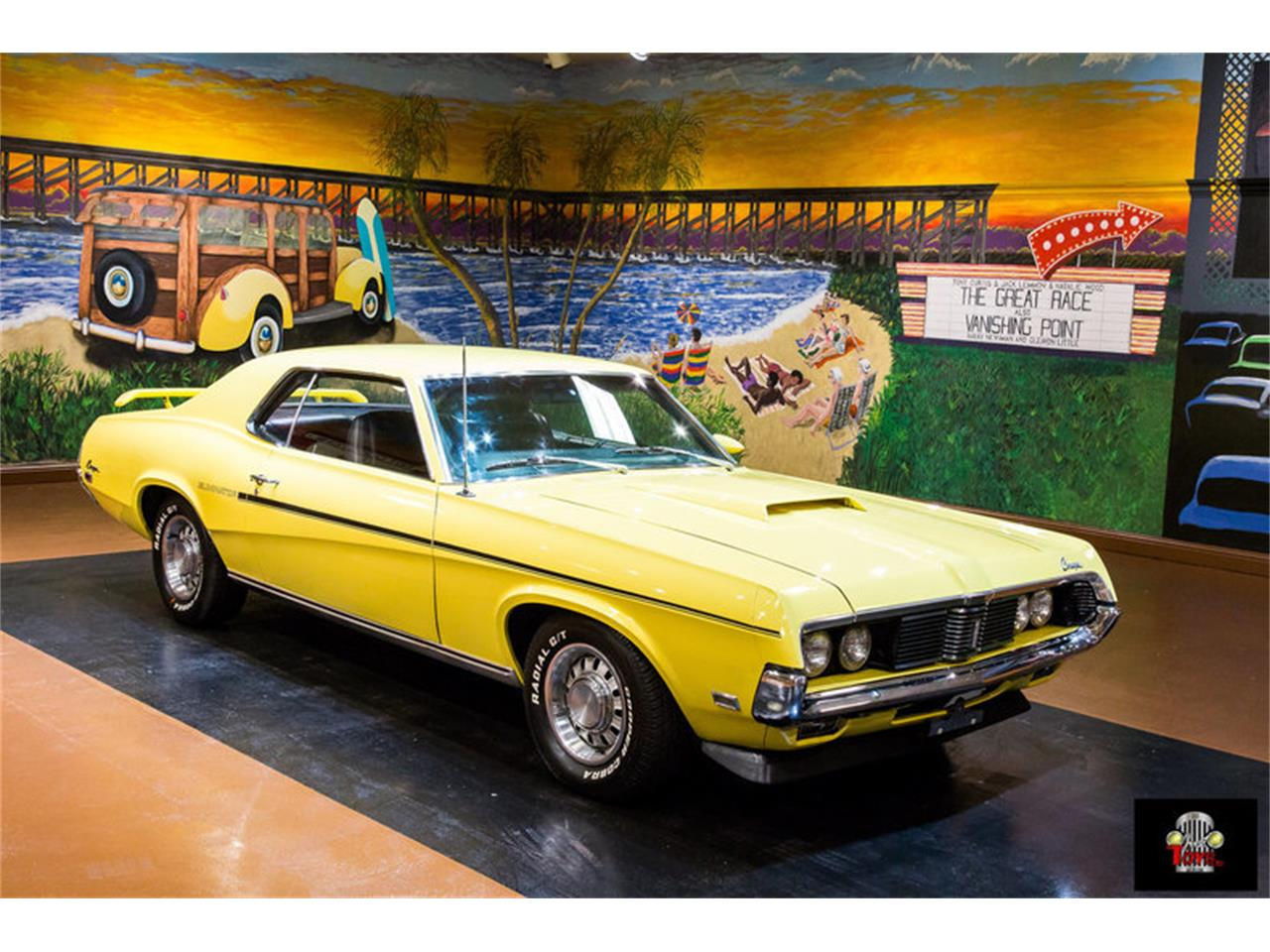 Large Picture of Classic 1969 Cougar Offered by Just Toys Classic Cars - MGZ0