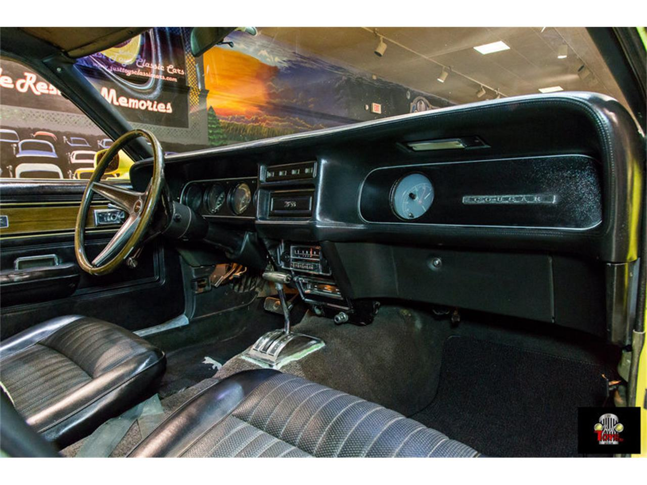 Large Picture of Classic '69 Mercury Cougar located in Orlando Florida Offered by Just Toys Classic Cars - MGZ0