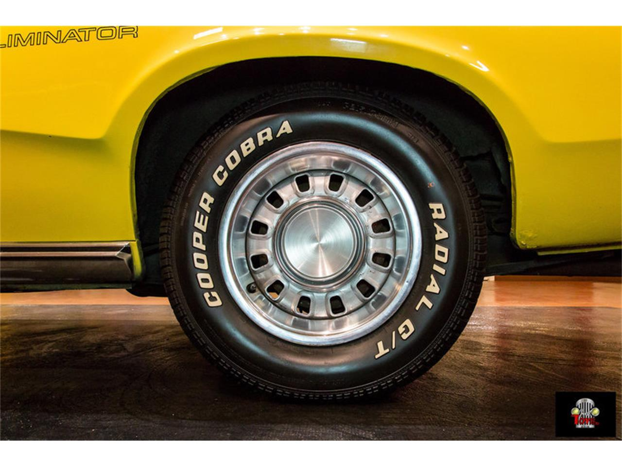 Large Picture of Classic '69 Mercury Cougar - MGZ0