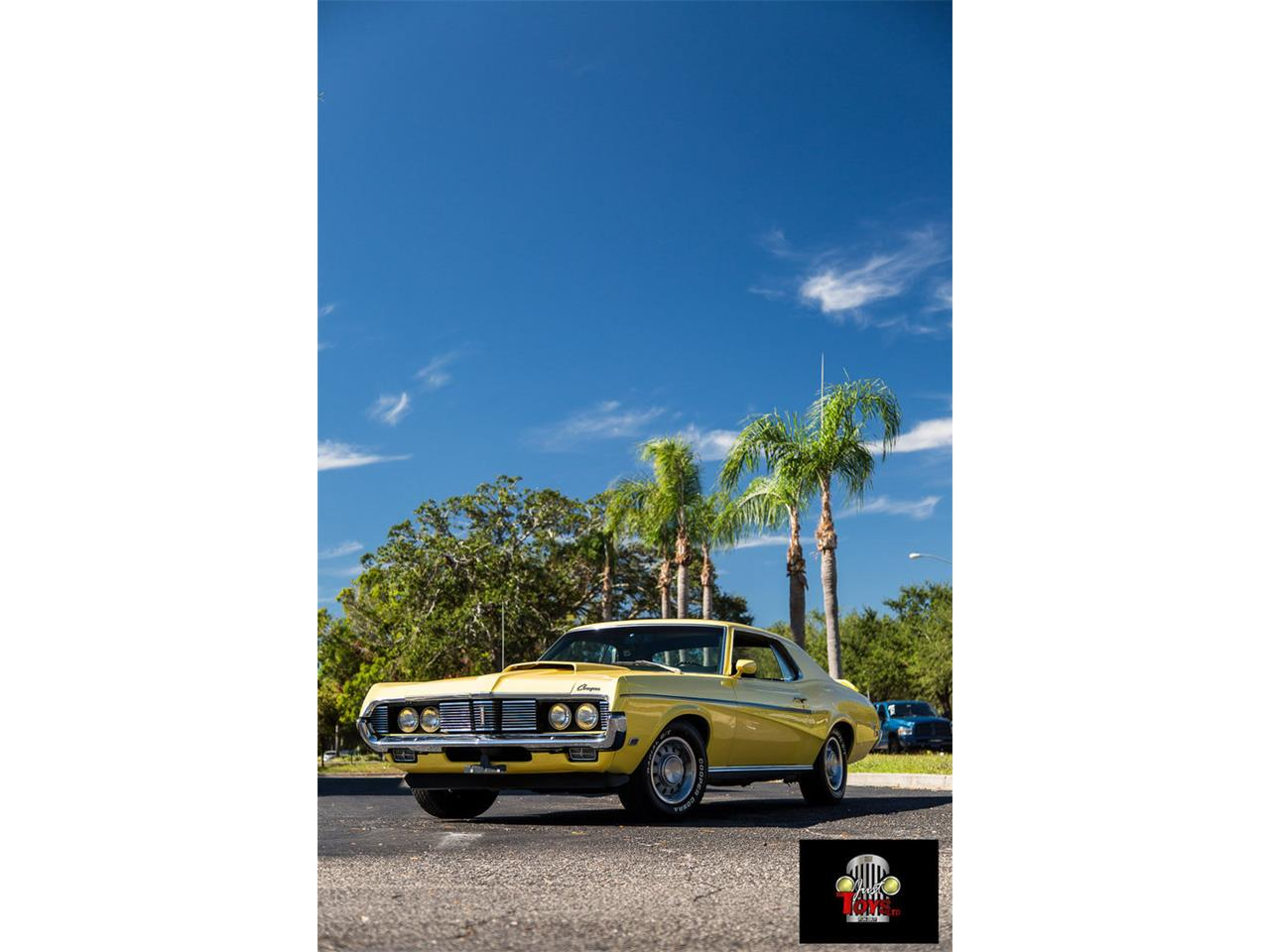 Large Picture of Classic 1969 Cougar - $31,995.00 - MGZ0