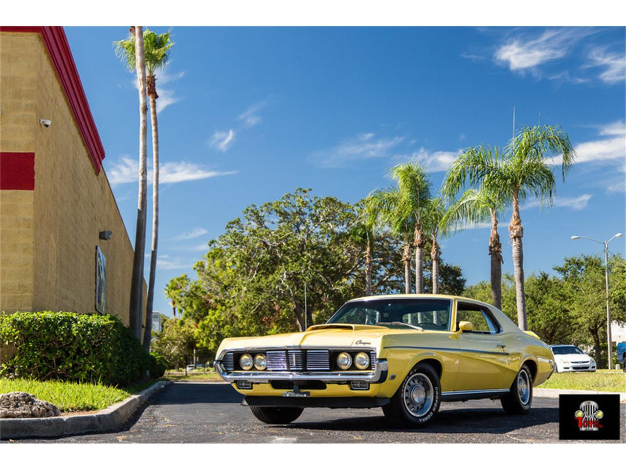 Large Picture of '69 Mercury Cougar located in Orlando Florida Offered by Just Toys Classic Cars - MGZ0
