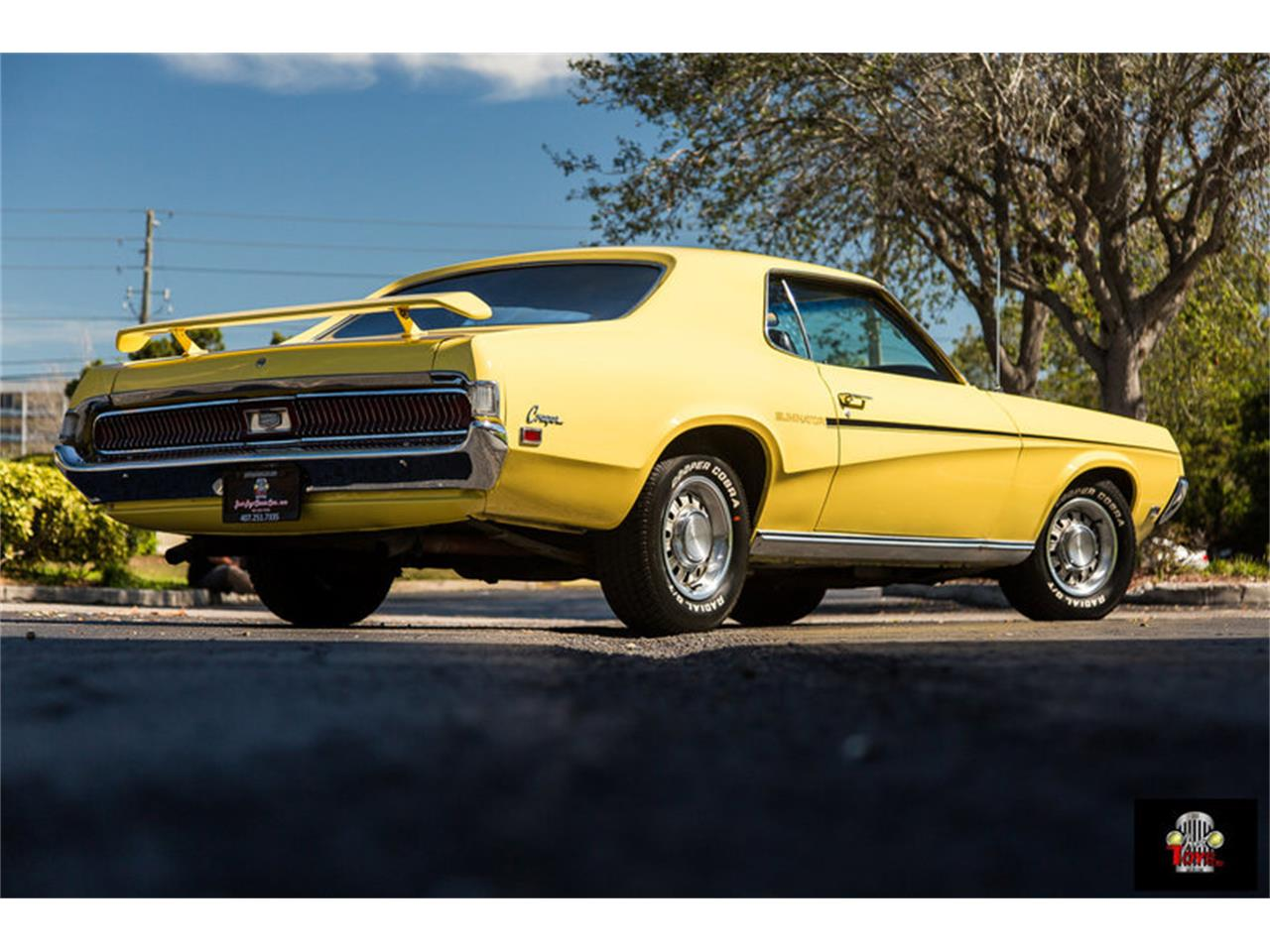 Large Picture of 1969 Cougar located in Florida - $31,995.00 Offered by Just Toys Classic Cars - MGZ0