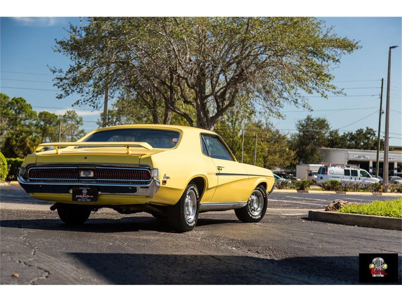 Large Picture of Classic 1969 Mercury Cougar - $31,995.00 - MGZ0