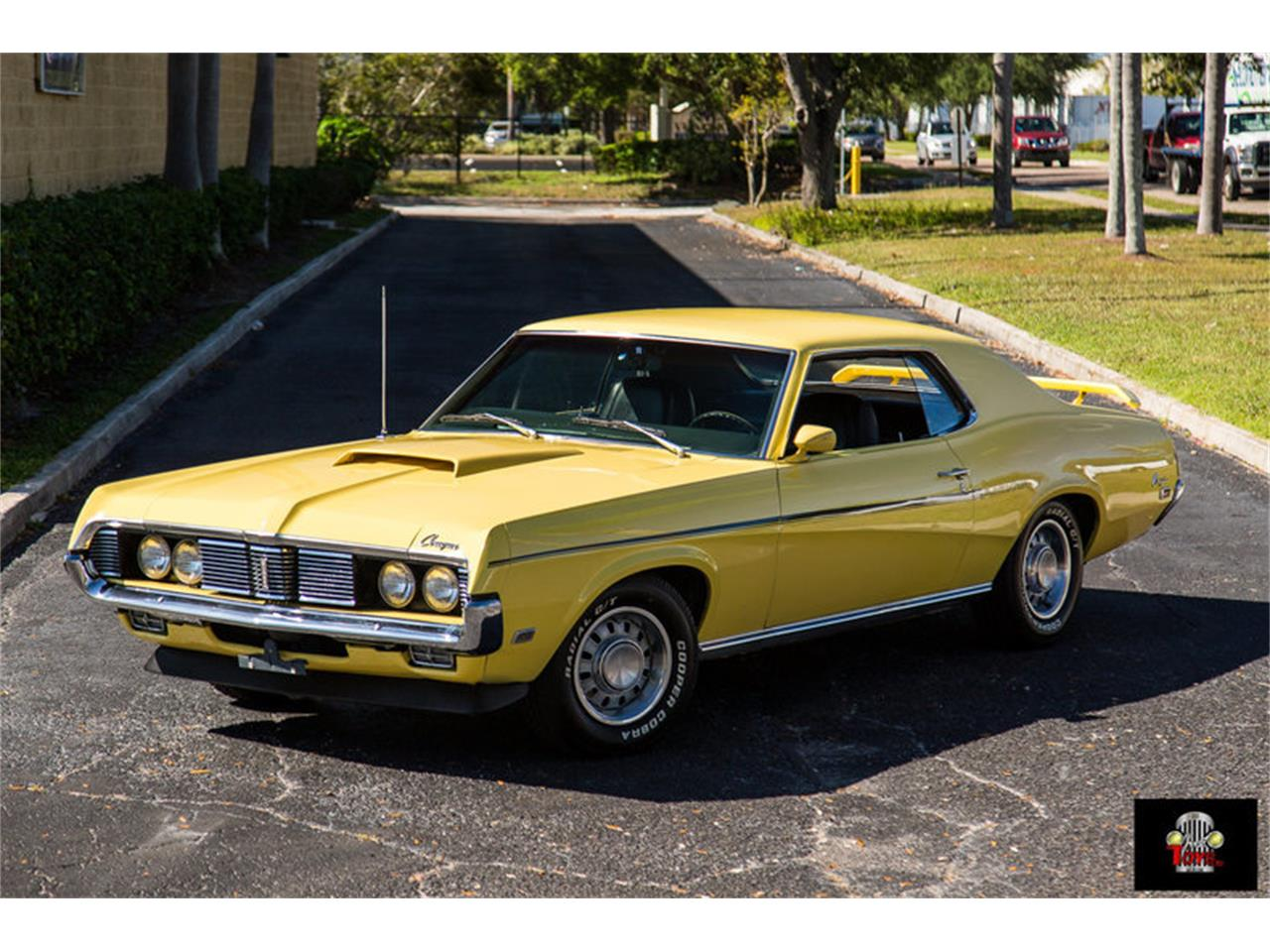Large Picture of 1969 Mercury Cougar located in Florida - $31,995.00 - MGZ0