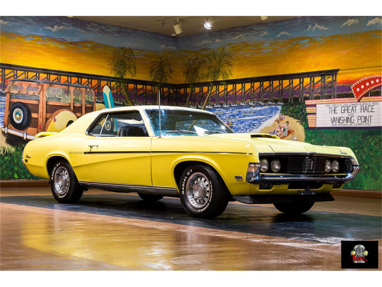 Large Picture of '69 Cougar Offered by Just Toys Classic Cars - MGZ0