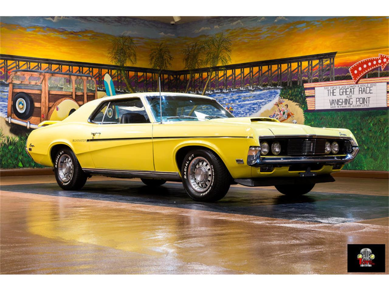 Large Picture of 1969 Cougar - MGZ0