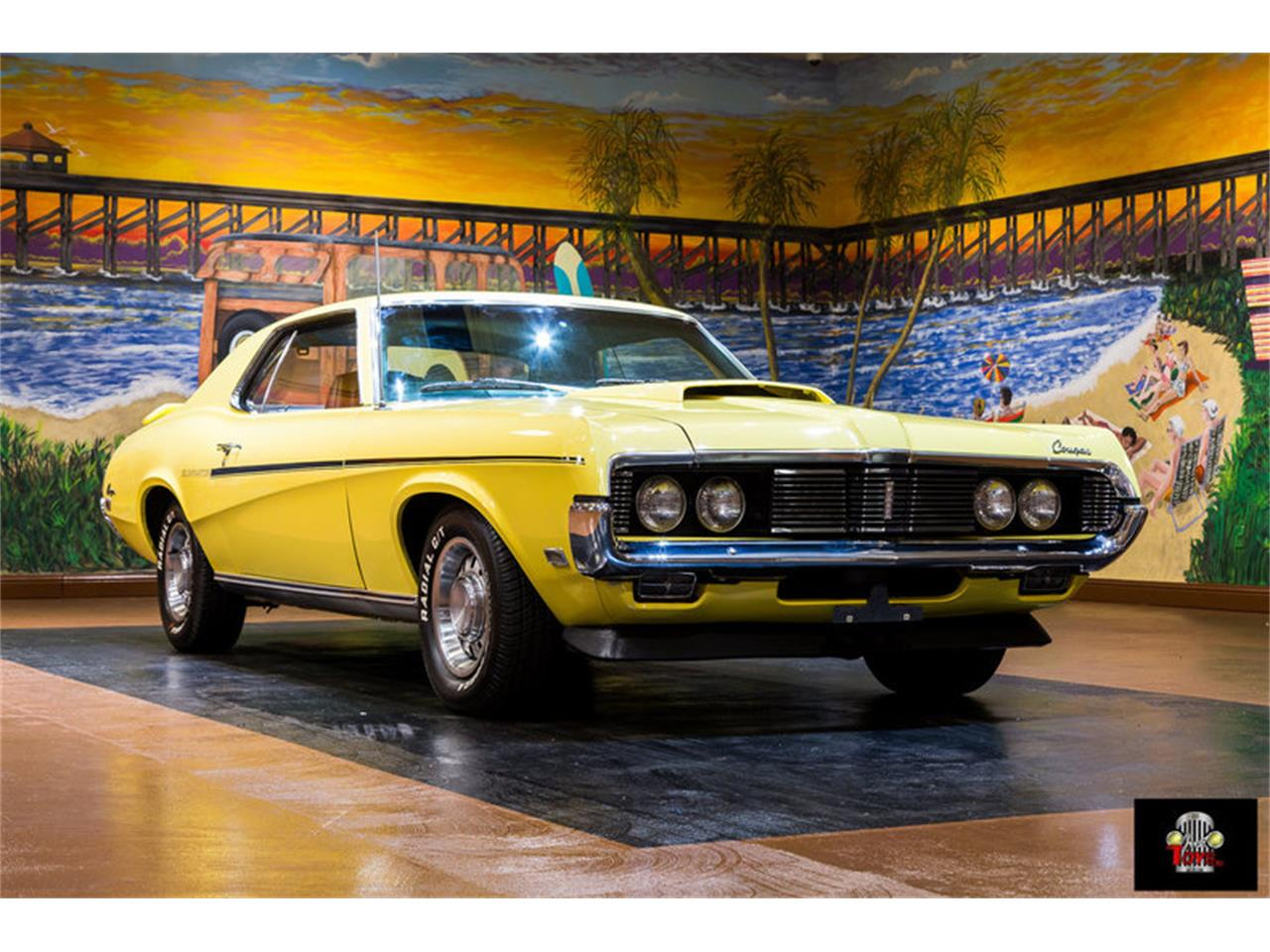Large Picture of '69 Mercury Cougar Offered by Just Toys Classic Cars - MGZ0