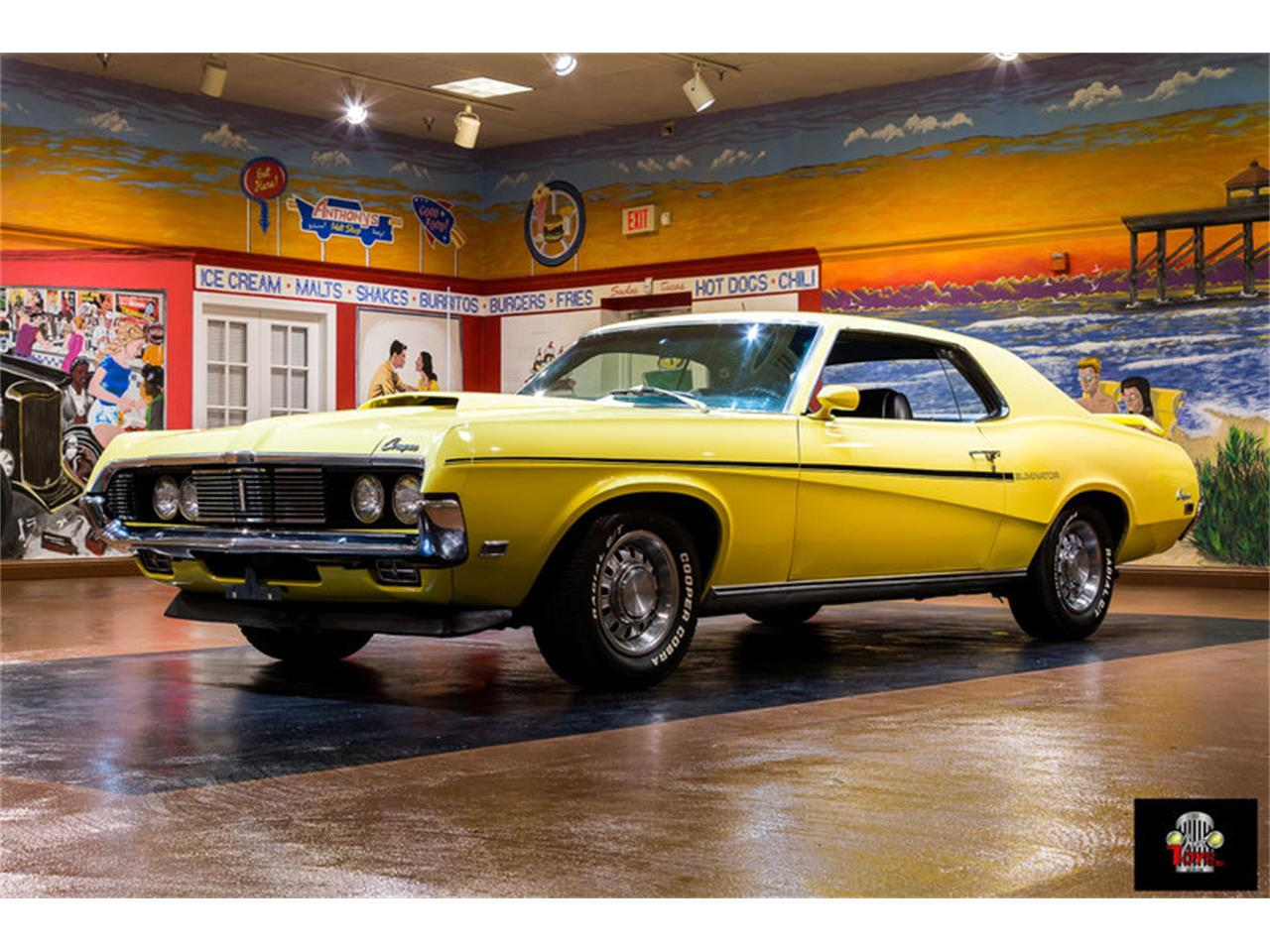 Large Picture of Classic 1969 Mercury Cougar - MGZ0