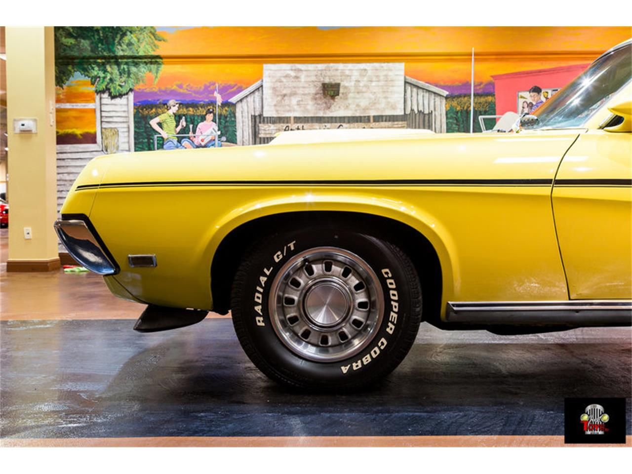 Large Picture of '69 Mercury Cougar - MGZ0