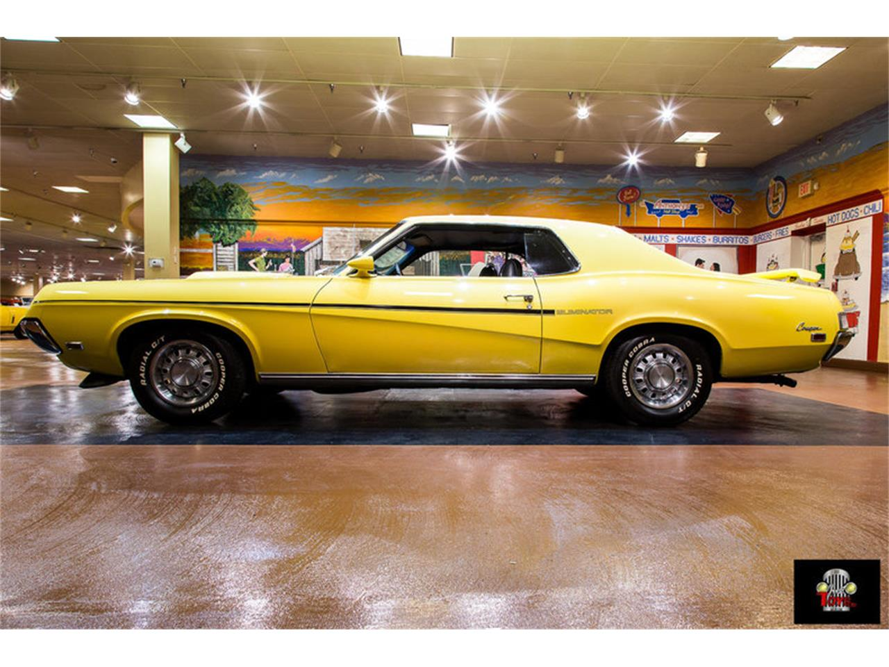 Large Picture of '69 Mercury Cougar located in Orlando Florida - $31,995.00 - MGZ0