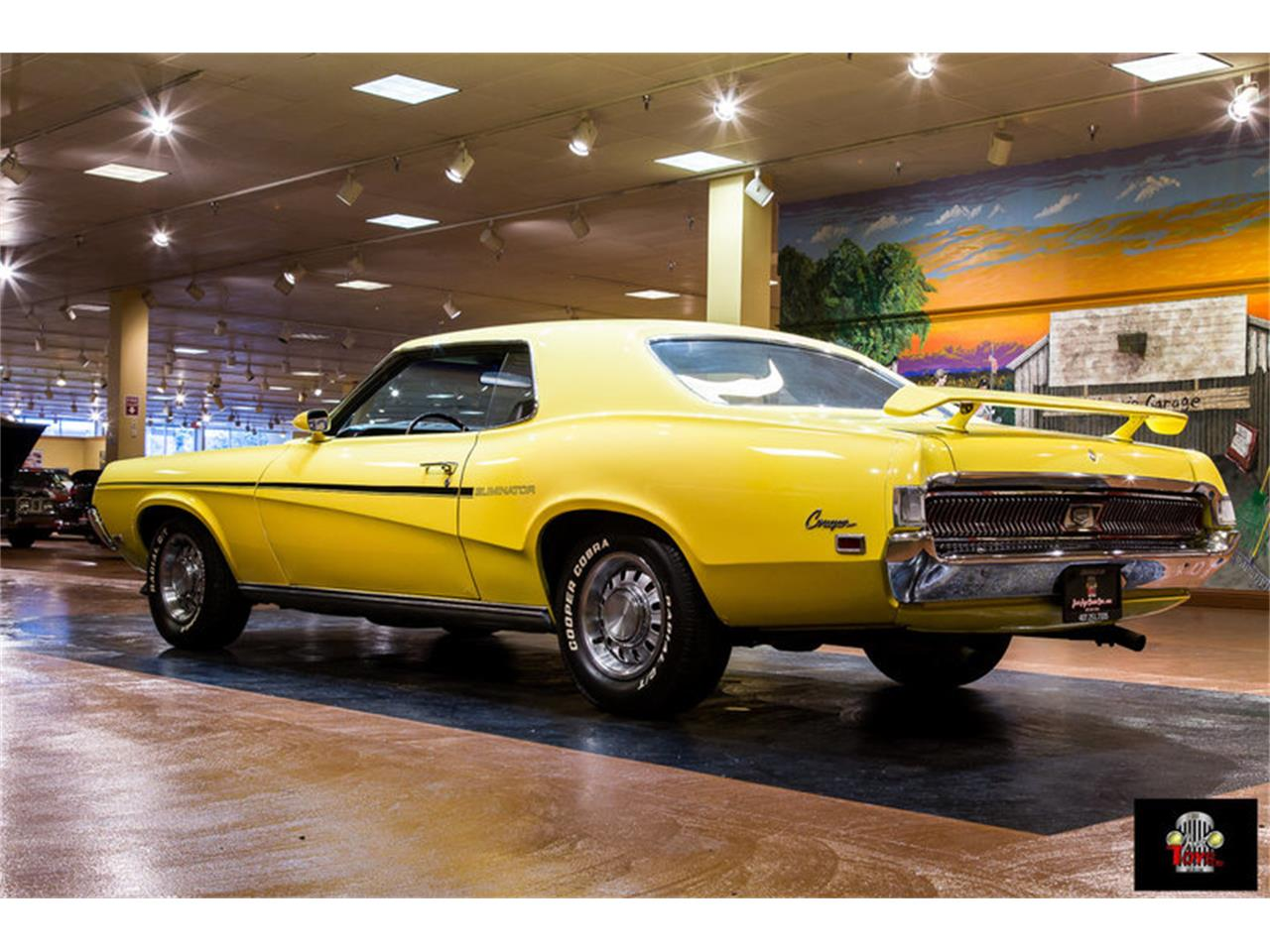 Large Picture of '69 Mercury Cougar located in Florida - $31,995.00 Offered by Just Toys Classic Cars - MGZ0