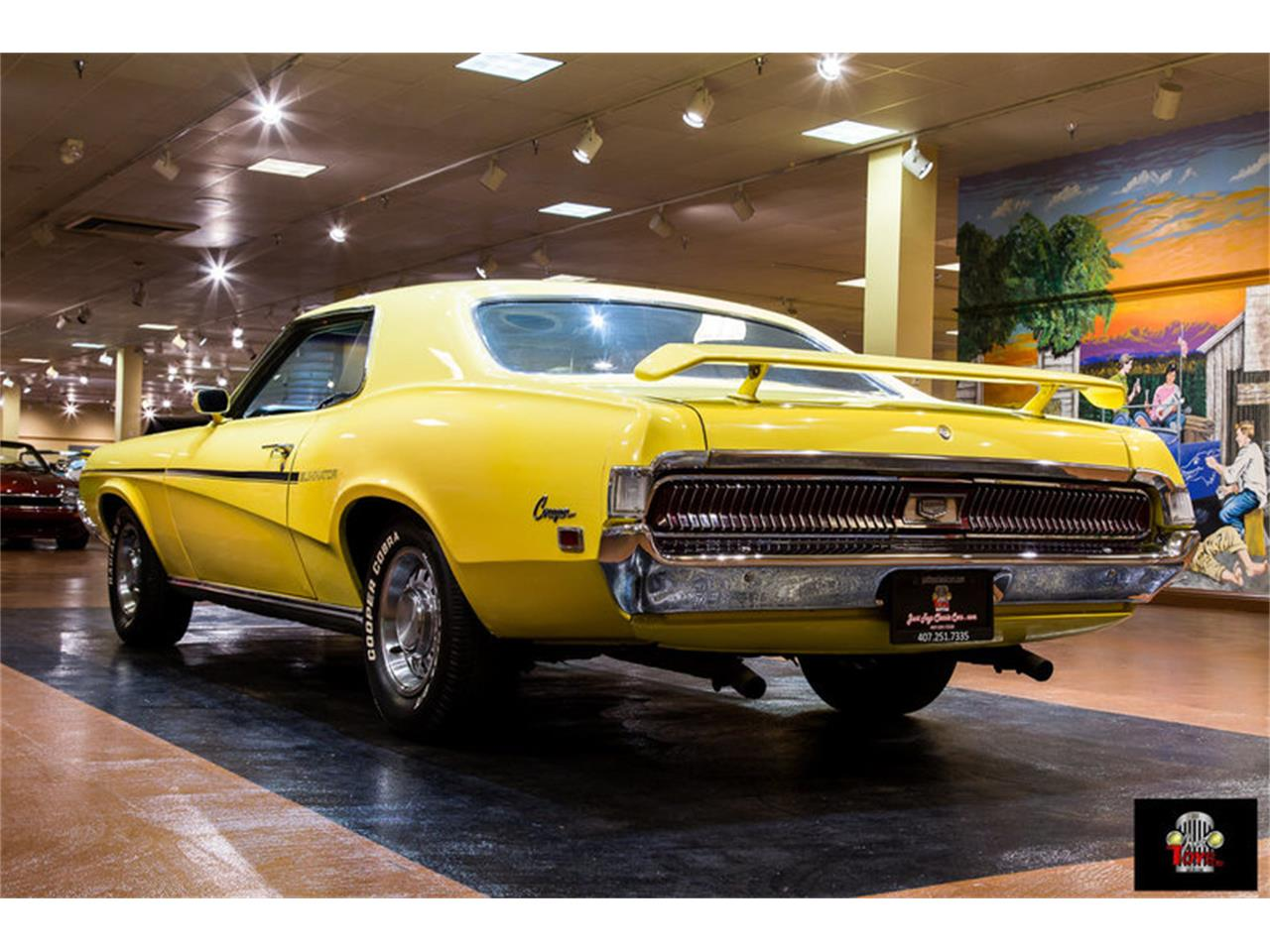 Large Picture of '69 Cougar located in Orlando Florida - MGZ0