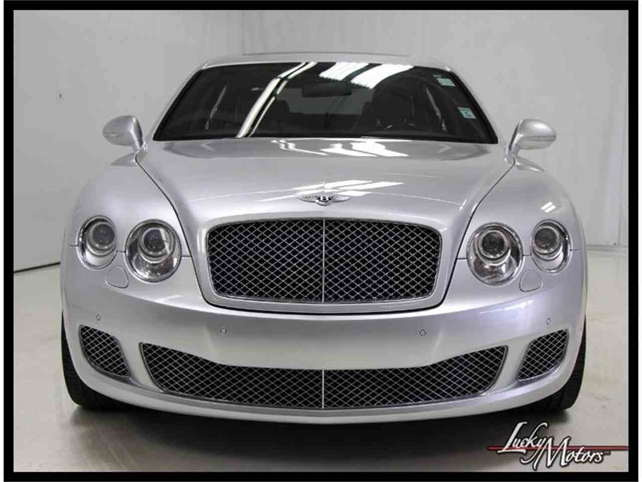Large Picture of '12 Continental Flying Spur - MGZ5