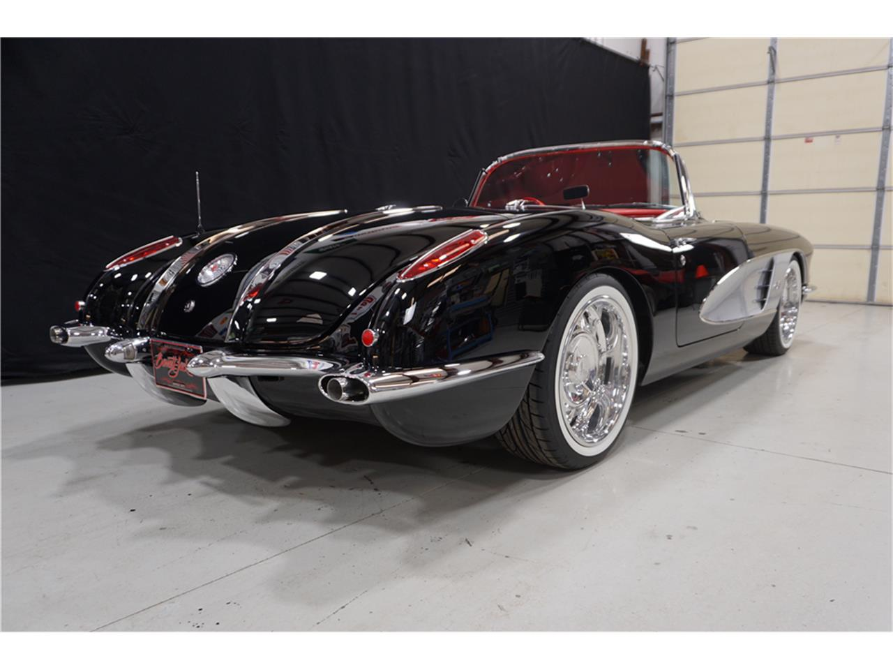 Large Picture of Classic 1958 Corvette located in Arizona Auction Vehicle - MGZ6