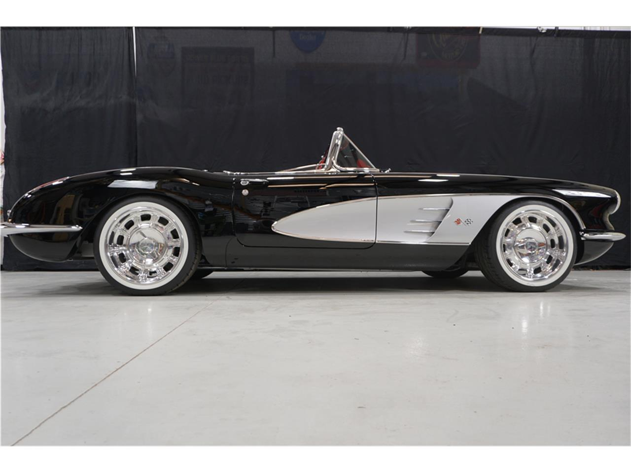 Large Picture of '58 Chevrolet Corvette Offered by Barrett-Jackson Auctions - MGZ6