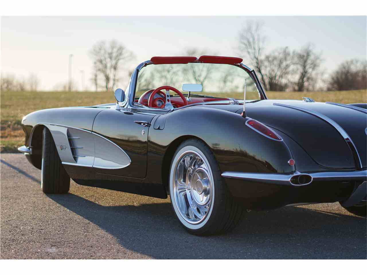 Large Picture of '58 Corvette - MGZ6