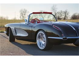 Picture of 1958 Chevrolet Corvette located in Scottsdale Arizona Auction Vehicle Offered by Barrett-Jackson Auctions - MGZ6