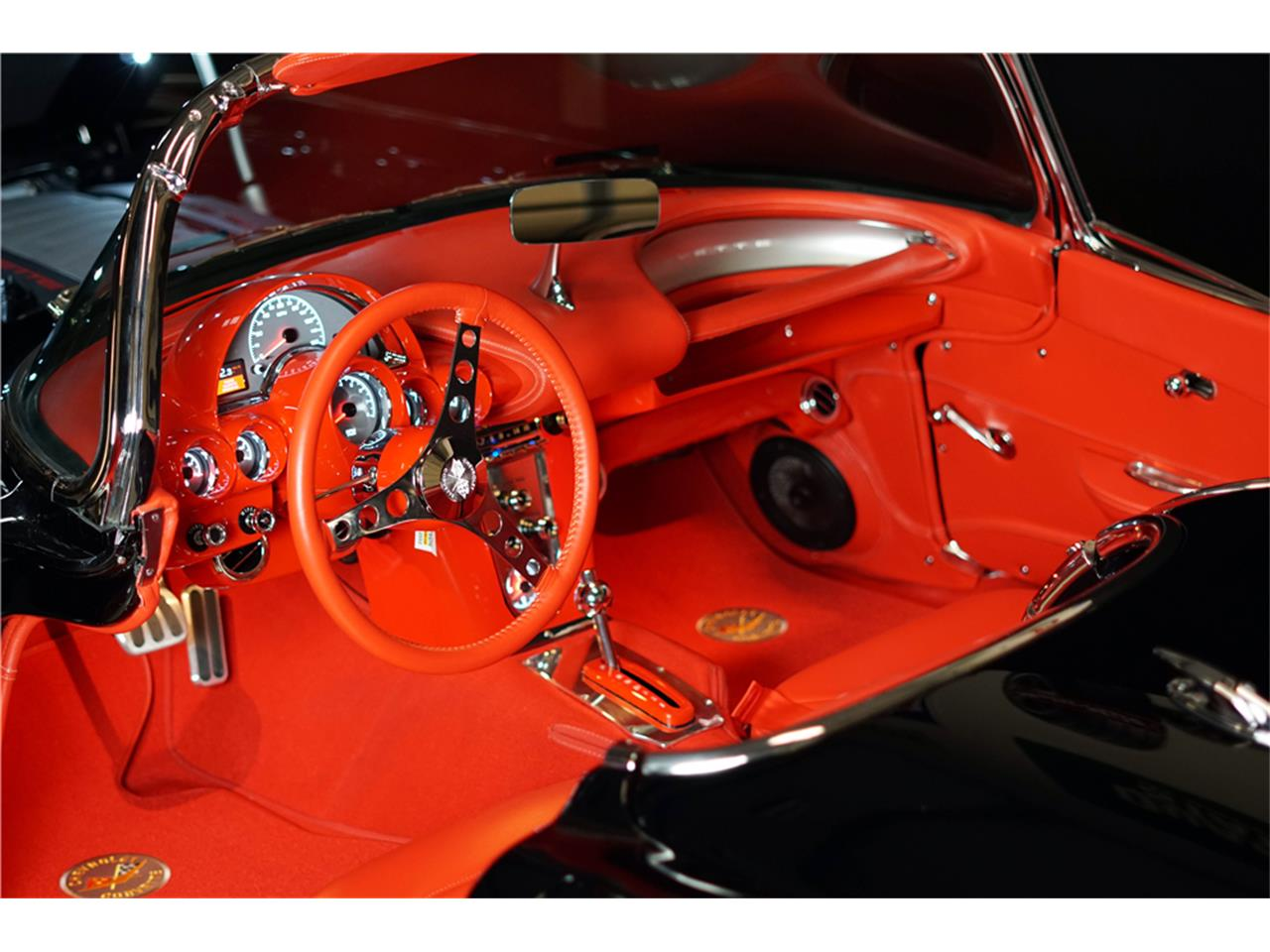 Large Picture of Classic 1958 Corvette - MGZ6