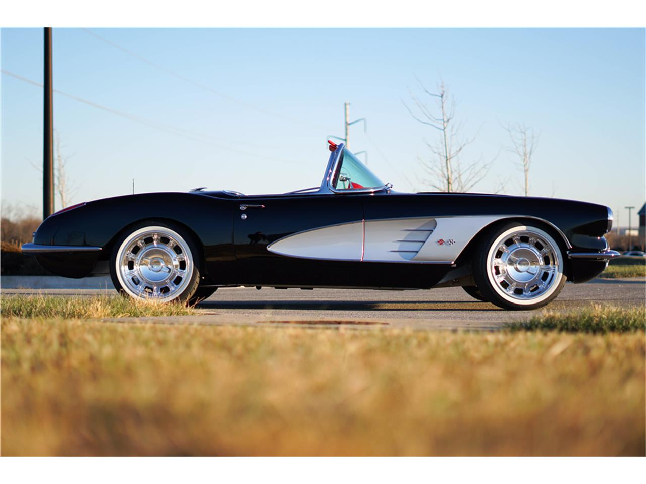 Large Picture of 1958 Corvette Auction Vehicle - MGZ6