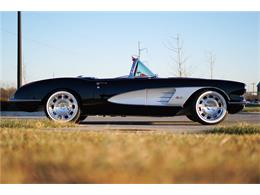 Picture of Classic 1958 Corvette Auction Vehicle - MGZ6