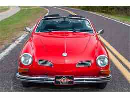 Picture of Classic '72 Volkswagen Karmann Ghia located in St. Louis Missouri Offered by MotoeXotica Classic Cars - MB4C