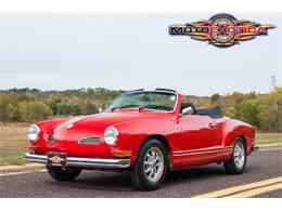 Picture of Classic '72 Volkswagen Karmann Ghia located in Missouri - MB4C