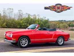 Picture of 1972 Karmann Ghia located in Missouri - $21,900.00 Offered by MotoeXotica Classic Cars - MB4C