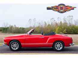 Picture of Classic 1972 Karmann Ghia located in St. Louis Missouri - MB4C