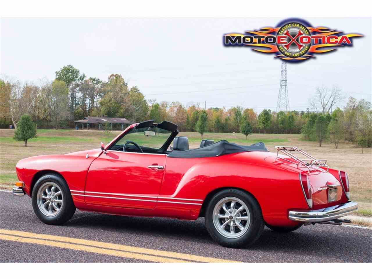 Large Picture of Classic '72 Karmann Ghia located in Missouri - $21,900.00 Offered by MotoeXotica Classic Cars - MB4C