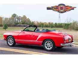 Picture of '72 Volkswagen Karmann Ghia located in Missouri Offered by MotoeXotica Classic Cars - MB4C