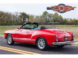 Picture of 1972 Karmann Ghia Offered by MotoeXotica Classic Cars - MB4C