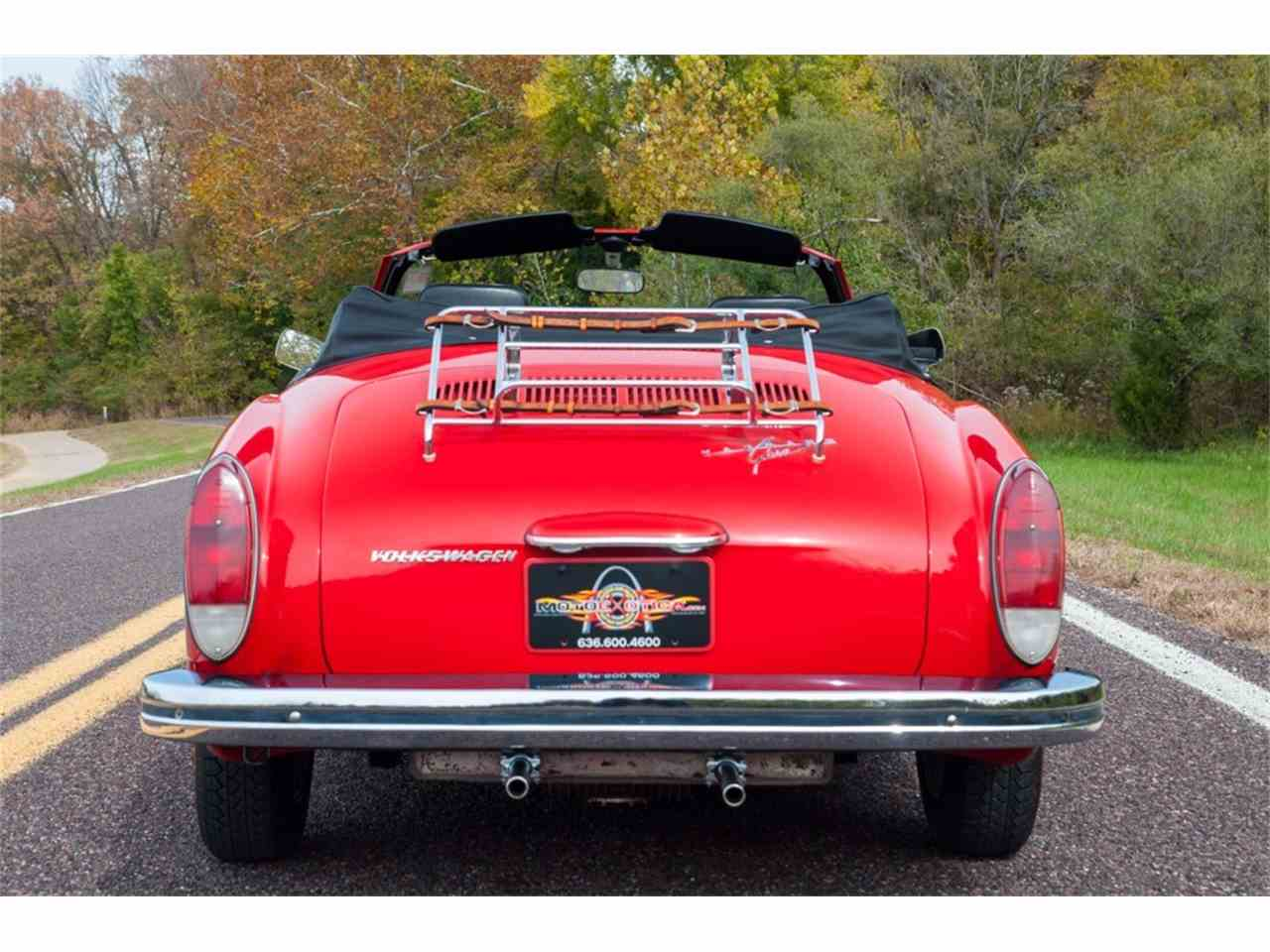 Large Picture of Classic '72 Volkswagen Karmann Ghia located in Missouri - $21,900.00 - MB4C