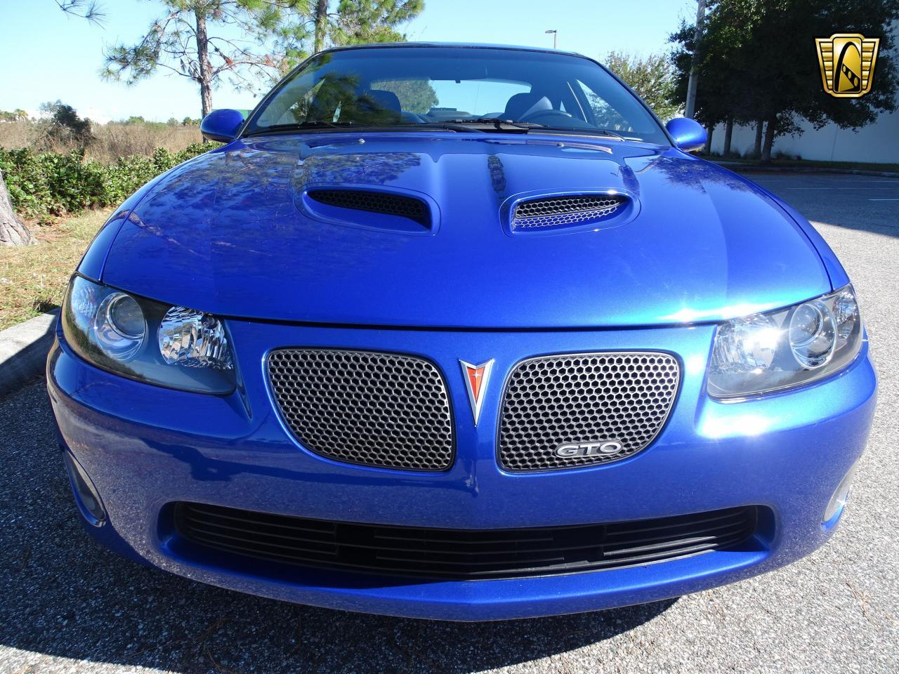 Large Picture of '06 GTO - MGZH