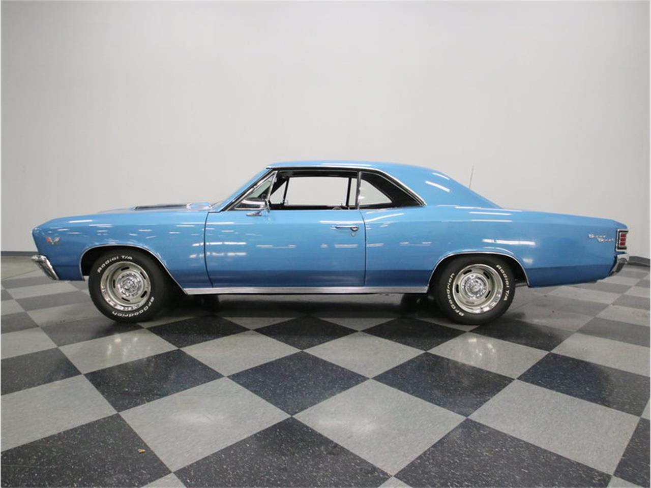 Large Picture of Classic '67 Chevrolet Chevelle SS - $49,995.00 - MGZN