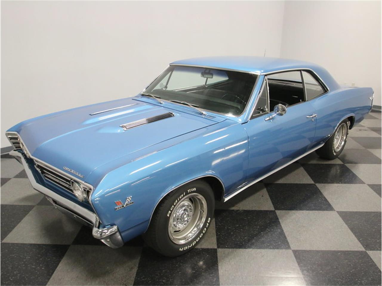 Large Picture of Classic '67 Chevrolet Chevelle SS - $49,995.00 Offered by Streetside Classics - Nashville - MGZN