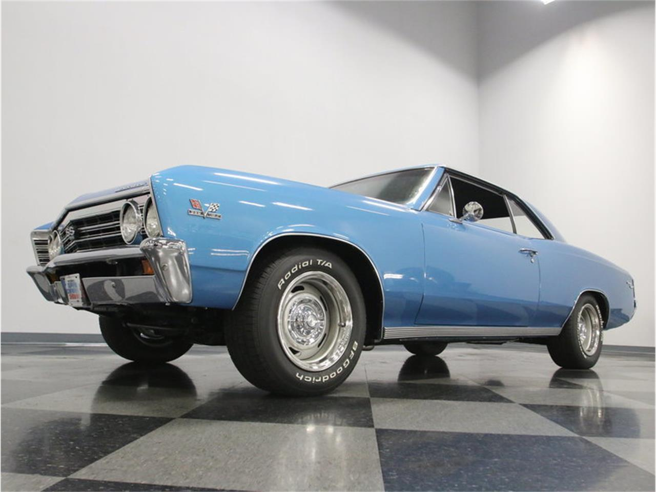 Large Picture of Classic 1967 Chevrolet Chevelle SS located in Tennessee - $49,995.00 - MGZN